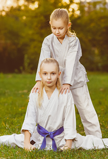 Youth Girls Martial Arts