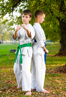 Youth Boys Martial Arts